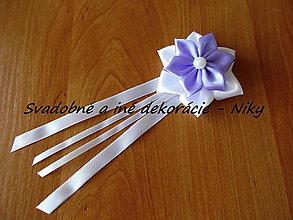 Darčeky pre svadobčanov - Mašle na auto - 7053803_
