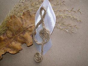 Pierka - svadobné pierko-husľový kľúč II. - 7053239_