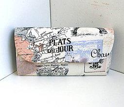 Peňaženky - Peňaženka Paris - 7054657_