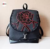 Batohy - BACKPACK Gothic Rose batôžtek menší - 7054486_
