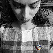 Odznaky/Brošne - Hviezdička - 7058931_