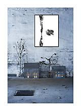 Obrazy - Stratené v myšlienkach III - 7058429_