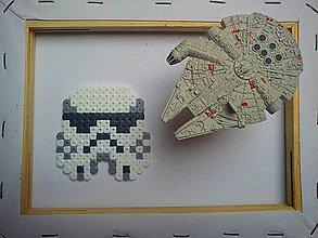 Kľúčenky - Stormtrooper - 7059721_
