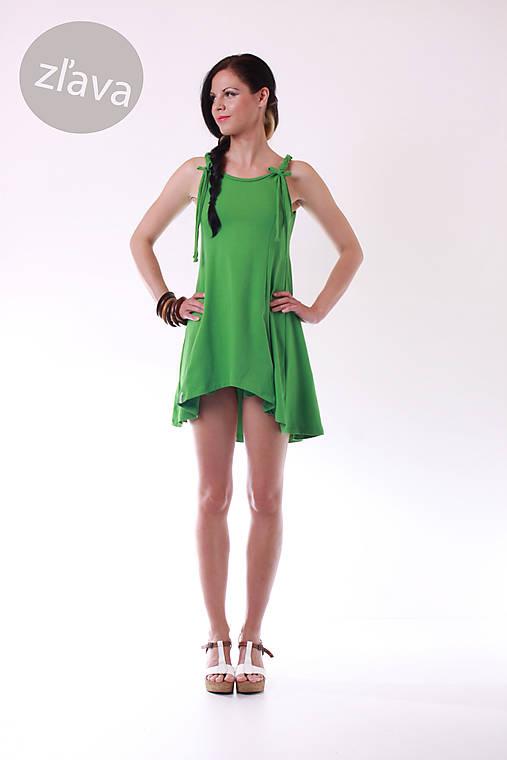 8c4b969e32 MIESTNe tielko šaty (green)   LOCO - SAShE.sk - Handmade Šaty