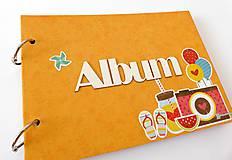 Papiernictvo - album na fotografie letný - 7059690_