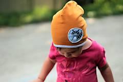 Detské čiapky - Detská čiapočka