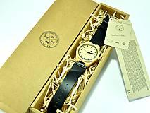 - Drevené hodinky Jarmo - 7062222_