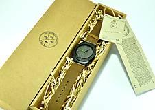 - Drevené hodinky Tempesta - 7062420_