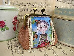 Peňaženky - Taštička Frida - 7061807_