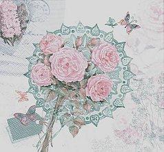 Papier - 428 ružičkovo - 7059548_