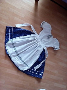 Sukne - Dámske ľudové oblečenie - 7061016_