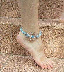 Iné šperky - Modrá kolekcia VIII - 7062722_
