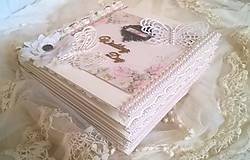 Papiernictvo - Svadobný album na želanie pre Marianku - 7065705_