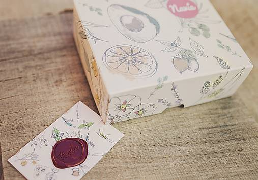 Drogéria - Darčeková krabička s venovaním - 7069535_