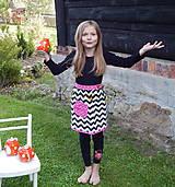 Zástera pre deti - Bodkovaná zebra