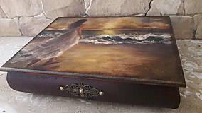 Krabičky - Zasnená - 7069431_