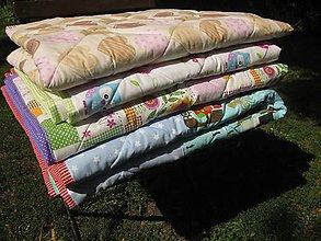 Textil - dečky pre detičky - 7070659_