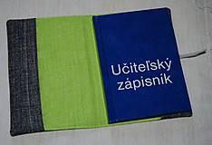 Úžitkový textil - učiteľský zápisník  - 7070260_