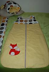 Textil - spací vak - lišiak  - 7070619_