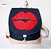 Batohy - BACKPACK Kiss batôžtek menší - 7069241_
