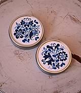 Drogéria - Plechová dóza na šampón ľudový ornament - 7072065_