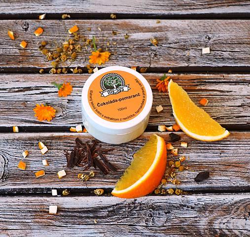 Drogéria - Čokoláda/pomaranč 100ml - 7072041_