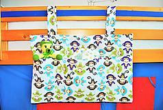 Úžitkový textil - Vreckár - 7074511_