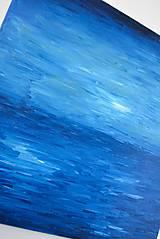 Obrazy - moje more... v noci - 7075949_