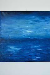 Obrazy - moje more... v noci - 7075950_