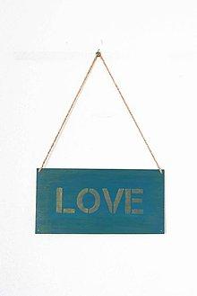 Tabuľky - Love - 7076007_