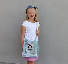 Detské tašky - Chrisy...kabelka - 7075985_