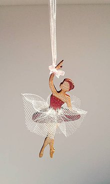 Dekorácie - baletka - 7075223_