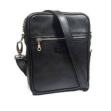 Tašky - Kožená taška SPORT4 - S (25x20x6cm) - 7079551_
