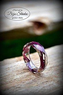 Prstene - Prsteň Lupene Gerbery (úzky) (2022 A) - 7078687_