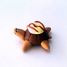 Hračky - Čokoládové želvičky na zákazku (s koblihou NA ZÁKAZKU) - 7078068_