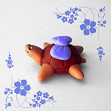 Hračky - Čokoládové želvičky na zákazku (s mašličkou NA ZÁKAZKU) - 7079244_