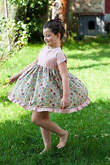 Detské oblečenie - Šatičky pre divožienky - 7080698_