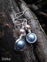 - Modré perličky - 7081198_