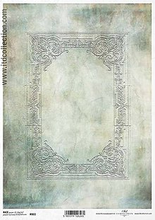 Papier - Ryžový papier ITD 922 - 7082028_