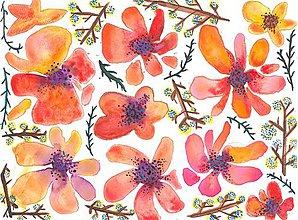 Kresby - ovocný sorbet | - 7080115_