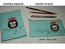 Úžitkový textil - učiteľka - 7083430_