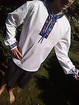 Košele - Pánska košeľa - 7080478_