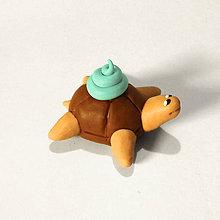Hračky - Čokoládové želvičky na zákazku (s krémovou pusinkou NA ZÁKAZKU) - 7080001_