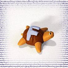 Hračky - Čokoládové želvičky na zákazku (s iniciálom NA ZÁKAZKU) - 7083250_