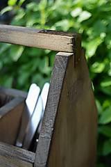 Nábytok - Drevený príborník - 7083022_