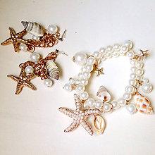 Sady šperkov - The Taste of Summer Set / Set šperkov s morskými motívmi - 7085987_