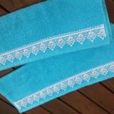 Úžitkový textil - Uteračiky tyrkysové - 6978228_