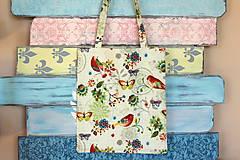 Nákupné tašky - Taška pro krojovanou tanečnici - 7084250_