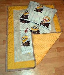 Úžitkový textil - Detské vankúšiky - 7086521_