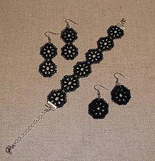 Sady šperkov - Set náušnice a náramok - 7089032_